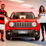 Jeep® e Flamengo: ícones vencedores jogando juntos