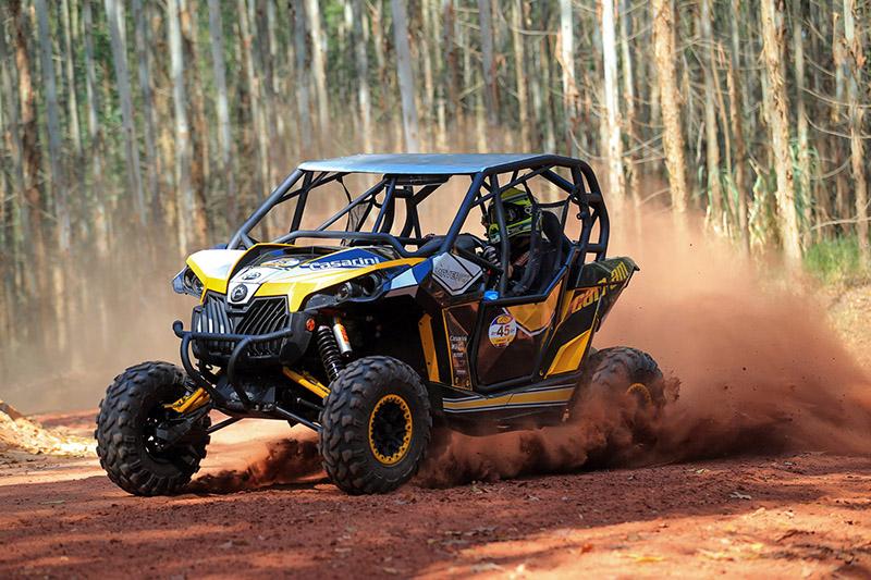 Com patrocínio da Can-Am, Rally Cuesta Off-Road é a próxima competição da Arena Eventos, em junho - Foto: Idário Café/Mundo Press