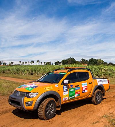 Edição limitada da L200 Triton Savana OFF encara primeira trilha - Foto:  Cadu Rolim/Mitsubishi