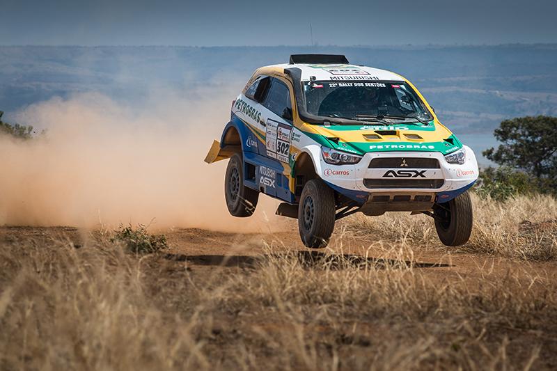 ASX Racing da Equipe Mitsubishi Petrobras