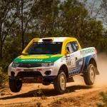 Equipe Mitsubishi Petrobras finaliza os preparativos para o Rally dos Sertões 2015