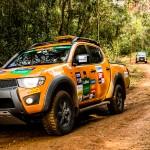 Nação 4×4 encara piso escorregadio na etapa de Curitiba (PR) do Mitsubishi Motorsports