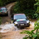 Com esportes, provas surpresas e diversão, Mitsubishi Outdoor agita Curitiba (PR)