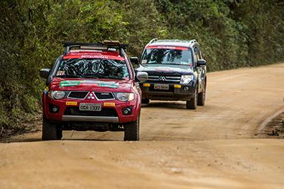 Próxima prova será em Penedo (RJ), no dia 8/8 - Foto: Cadu Rolim/Mitsubishi