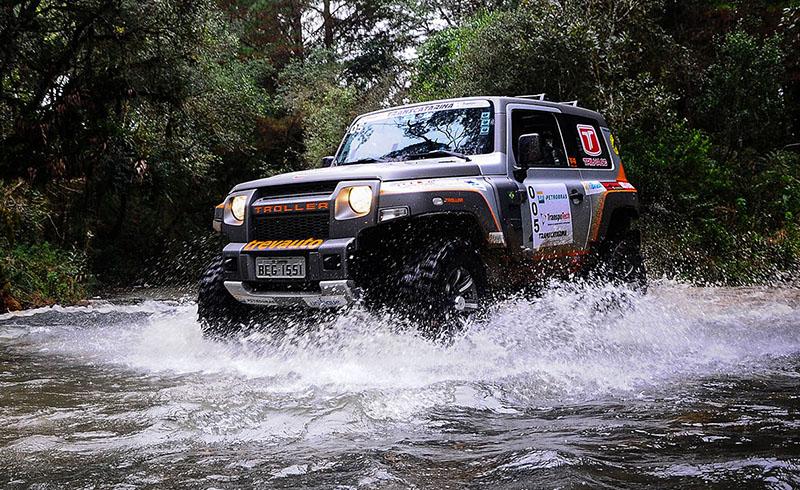 Máster: Rone Branco e Enedir Silva venceram mais um dia do Rally Transcatarina - Foto:  Duda Bairros/DFOTOS