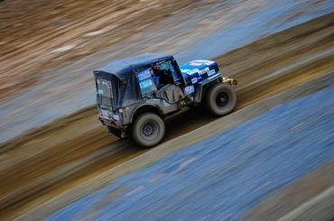 Jeep: Kassiano Kerber e Francisco Sette foram os mais regulares da etapa - Foto:  Duda Bairros/DFOTOS