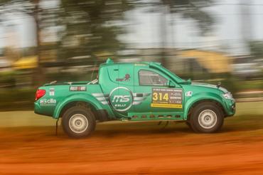 Vencer o Rally dos Sertões é o grande sonho da MS Rally - Foto: Sanderson Pereira