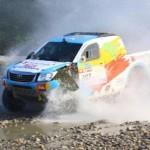 Mundial de Rally Cross Country: Varela e Gugelmin terminam em quarto na Espanha