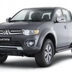 Mitsubishi Motors apresenta a série especial L200 Triton HLS Chrome Edition