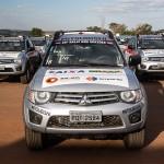 L200 Triton é o carro oficial do Rally dos Sertões pelo 12º ano
