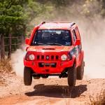 Suzuki faz segunda participação no Rally dos Sertões