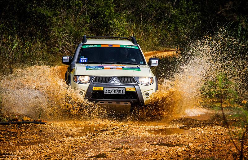 Penedo será palco da 6ª etapa do Mitsubishi Motorsports 2015 - Foto:  Adriano Carrapato / Mitsubishi