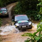 Penedo (RJ) recebe ralis da Mitsubishi neste fim de semana