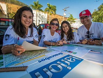 Equipes devem traçar a melhor estratégia para ganhar pontos Foto: Cadu Rolim/Fotovelocidade