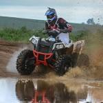 Polaris Garante o Lugar Mais Alto do Pódio no Rally Serra Azul 2015
