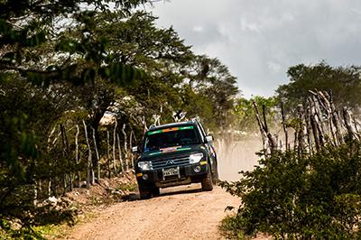 O rali é divido em três categorias: Graduados, Turismo e Turismo Light - Foto:  Ricardo Leizer / Mitsubishi