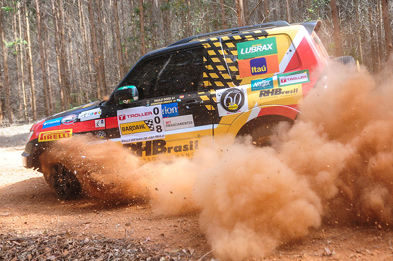 As categorias Passeio e Novatos são novidades no Rally Estado de São Paulo 2015 Foto: Doni Castilho/DFOTOS