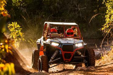 O Rally Serra Azul terá dois dias de provas em mais de 400 quilômetros (Sanderson Pereira/Photo-S)