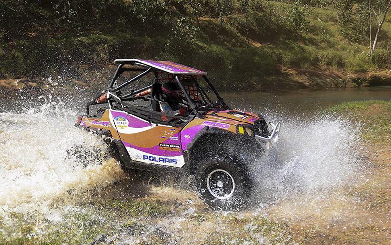 A piloto Roberlena Moraes fará estreia no Rally Serra Azul (Luciano Santos/SigCom)