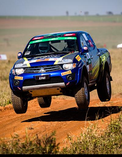 Competidores podem esperar muita emoção e velocidade - Foto:  Tom Papp/ Mitsubishi
