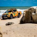 Rali Mitsubishi Motorsports em Natal (RN) terá roteiros turísticos e paisagens paradisíacas