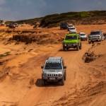 Suzuki Off Road estreia em Búzios em etapa repleta de desafios e roteiros paradisíacos