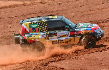 O 4º Rally Estado de São Paulo terá cerca de 300 quilômetros de desafios - Foto: Doni Castilho / DFOTOS