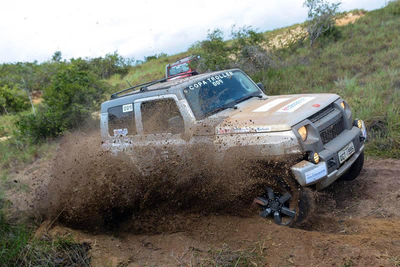 O evento vai receber cerca de 70 carros no grid - Foto: Doni Castilho