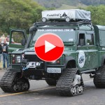 VII Encontro Amigos Land Rover Brasil em São Lourenço MG