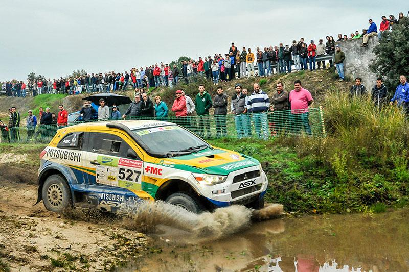 Teste para o Rally Dakar foram positivos - Foto:  Jorge Cunha / Aifa
