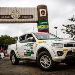 Joinville (SC) recebe a penúltima etapa dos ralis Mitsubishi no dia 07 de novembro