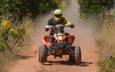Será a penúltima etapa do Campeonato Brasileiro de Rally Baja em São Manuel (SP) Foto: Doni Castilho/DFotos