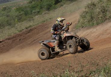 O piloto de Taubaté pode ser campeão por antecipação no próximo final de semana Foto: Luciano Santos/DFotos