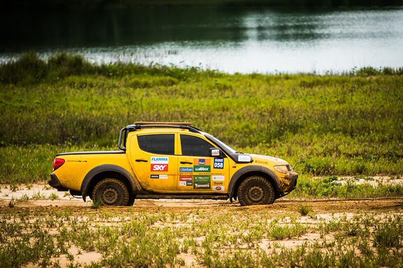 Categorias tiveram percursos diferentes - Foto: Adriano Carrapato / Mitsubishi