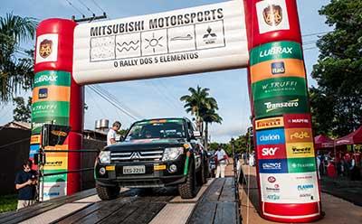 Podem participar do evento veículos da linha L200 e Pajero 4x4 - Foto: Cadu Rolim / Mitsubishi