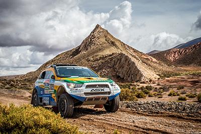 Altitude prejudica os equipamentos e o corpo - Foto: José Mario Dias / Mitsubishi