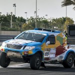 Mundial de Rally Cross Country: Varela e Gugelmin atrás de outro pódio na Rússia