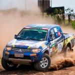 Rally de Barretos abre temporada de competições para Top Rally Team