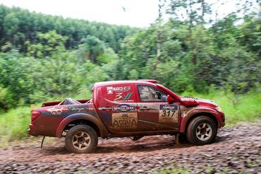 O primeiro desafio do calendários de competições será o Rally de Barretos (Divulgação )