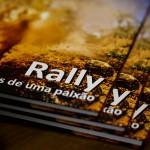 Rally: Festa dos Campeões brasileiros e lançamento de livro nesta sexta-feira