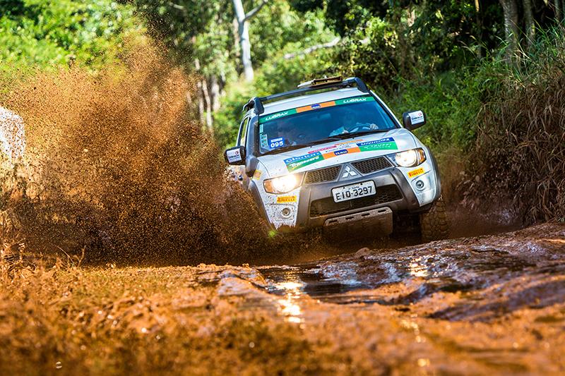 Aventura e muita diversão nas trilhas - Foto: Cadu Rolim/Mitsubishi