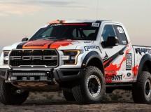 Ford F-150 Raptor ganha versão especial para competição off-road