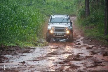 A prova atraiu competidores de diversas cidades do Paraná (Foto: Myckael Allan )