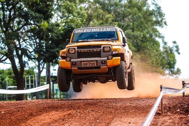 Rallymakers é a empresa organizadora do Rally Barretos  (Haroldo Nogueira )