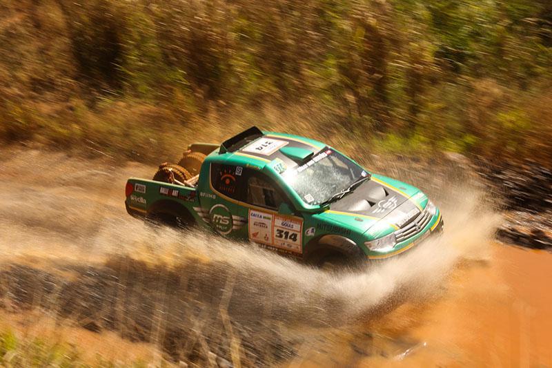 O 10º Rally Barretos acontece neste sábado e domingo, 05 e 06 de março  (Sanderson Pereira/Photo-S Imagens)