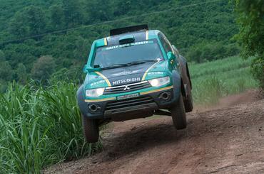 MS Rally disputará o título do Campeonato Brasileiro pela categoria Protótipos  (Doni Castilho/DFOTOS)