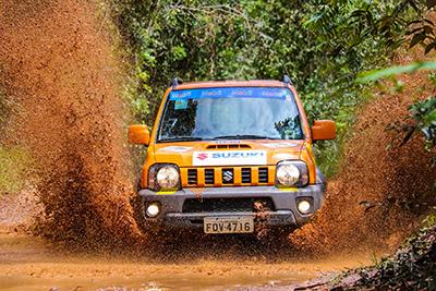 Suzuki Extreme é ideal para quem tem experiência - Foto: Cadu Rolim