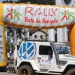 Sol forte brilhou as trilhas do Rally Rota da Amizade
