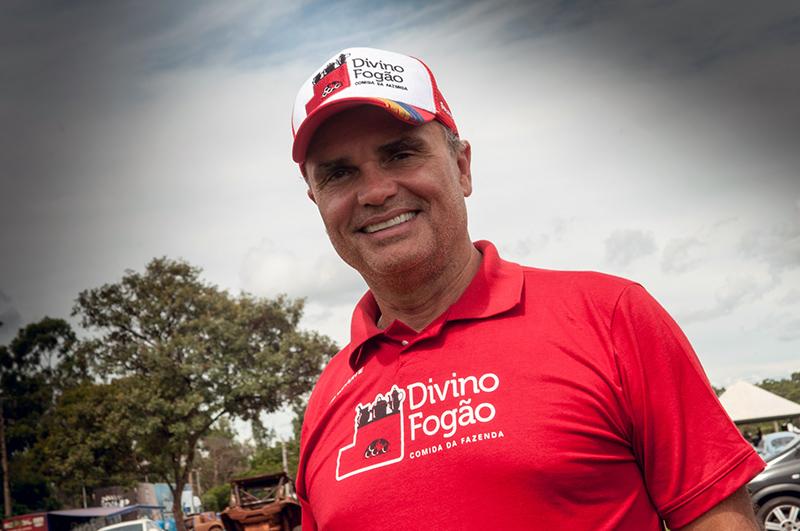 Reinaldo Varela é bicampeão mundial de Rally Cross Country (Foto: Donizetti Castilho/Divulgação)