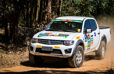 Temporada do MItsubishi Motorsports Nordeste começará no dia 30/4 - Foto:  Adriano Carrapato / Mitsubishi